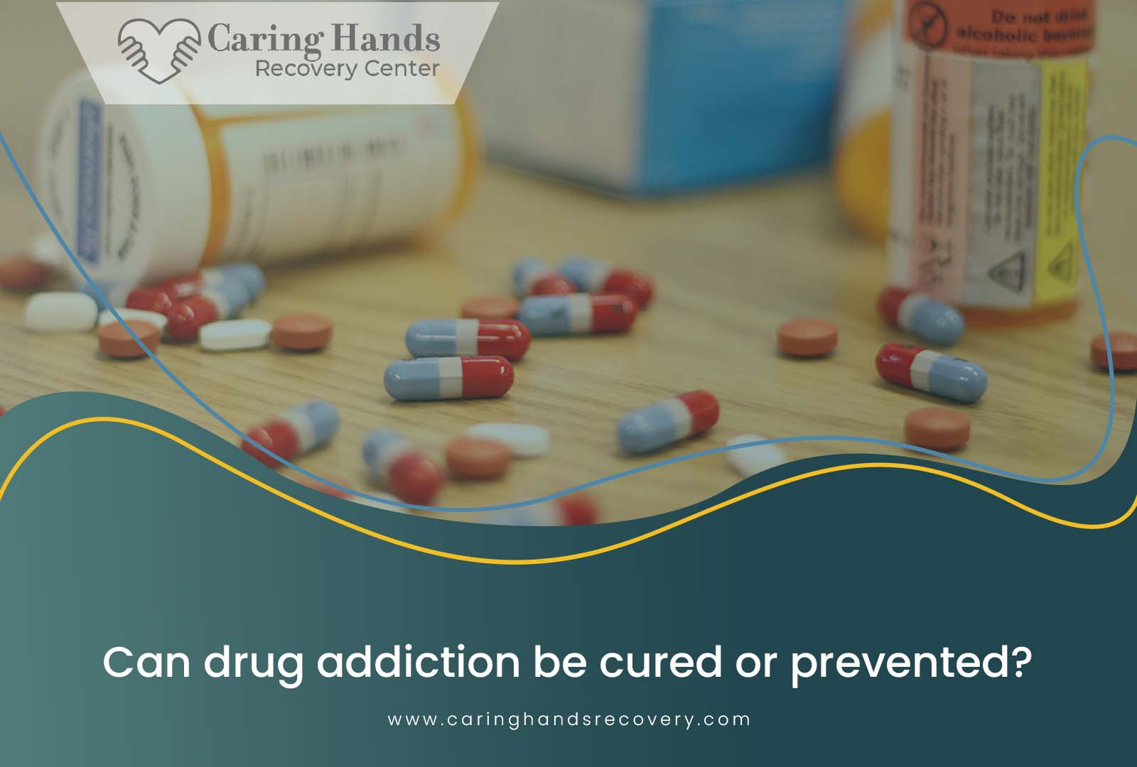 Can drug addiction be cured or prevented