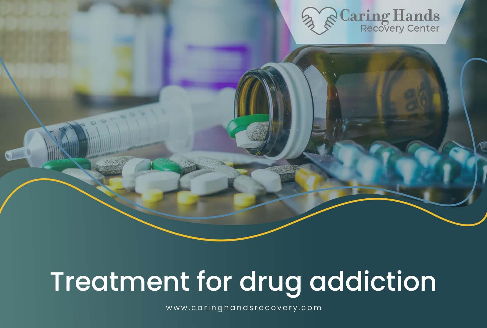 Treatment for Drug Addiction